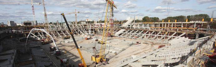 Význam výstavby športových komplexov
